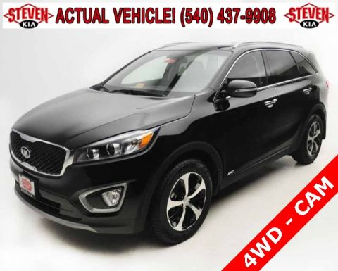 New 2017 Kia Sorento EX AWD