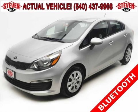 New 2017 Kia Rio LX FWD 4D Sedan
