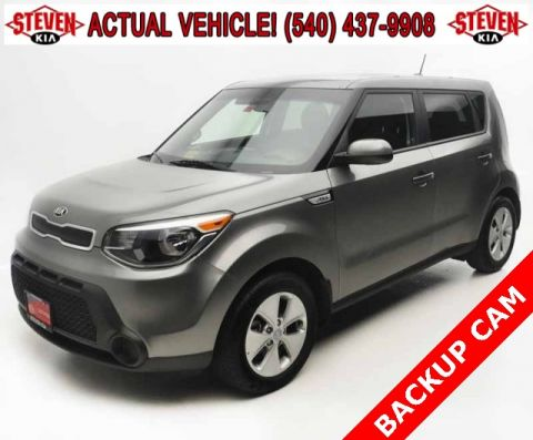 Certified Pre-Owned 2016 Kia Soul  FWD 4D Hatchback
