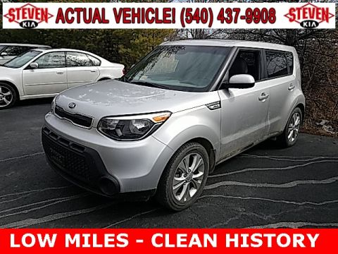Pre-Owned 2015 Kia Soul Plus FWD 4D Hatchback