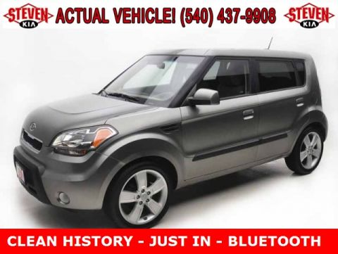 Pre-Owned 2010 Kia Soul  FWD 4D Hatchback
