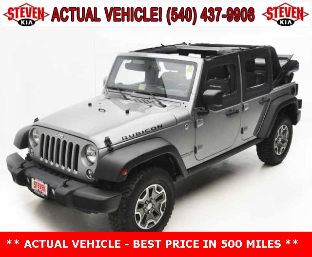 pre owned 2014 jeep wrangler unlimited rubicon 4d sport. Black Bedroom Furniture Sets. Home Design Ideas